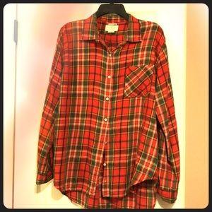 Ralph Lauren Denim & Supply boyfriend style shirt